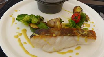 Les plats chauds « Bruits de Cuisine & Humeurs Gourmandes »